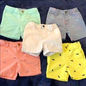 5 Carter Shorts